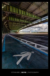 Walk at Tempelhof